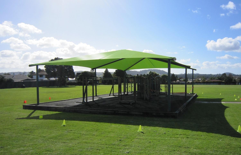 Playground Shade | Shade Systems NZ